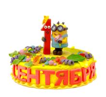 торт C 1 сентября