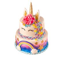 торт Единорог и радуга