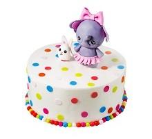 торт Пришли поздравить!