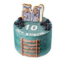 торт Состаримся вместе