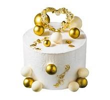 торт Хрусталь и золото