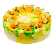 торт Мохито1,9 кг