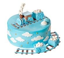 торт Большое путешествие