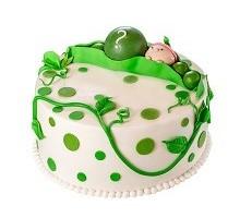 торт Кто внутри? (торт на определение пола)