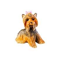 торт Собака Йоркшский терьерсрок изготовления: 3 суток