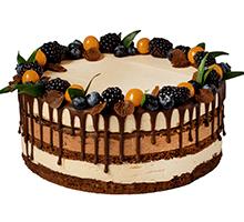 торт Шоколад & Маракуйя1,8 кг