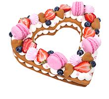 торт Нежное сердце
