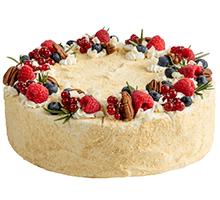 торт Медовик сметанный