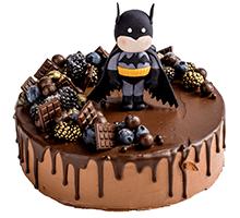 торт Герой в шоколаде