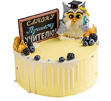 торт Лучшему учителю