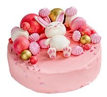 торт Малиновые сны