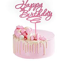 торт Нежный подарокначинка на выбор