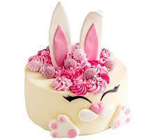 торт Нежный зайка