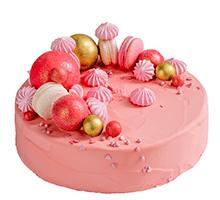 торт Розовое золото