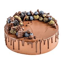 торт Самый шоколадный