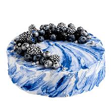 торт Цвет настроения Синий