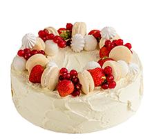 торт Ванильное облако