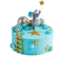 торт Волшебный слоник