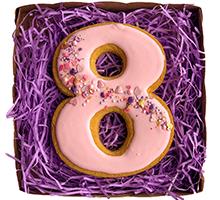 """торт Мини-набор """"С 8 Марта розовый"""""""