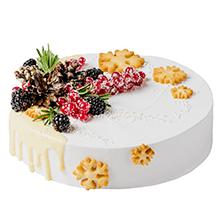 торт Рождественская история