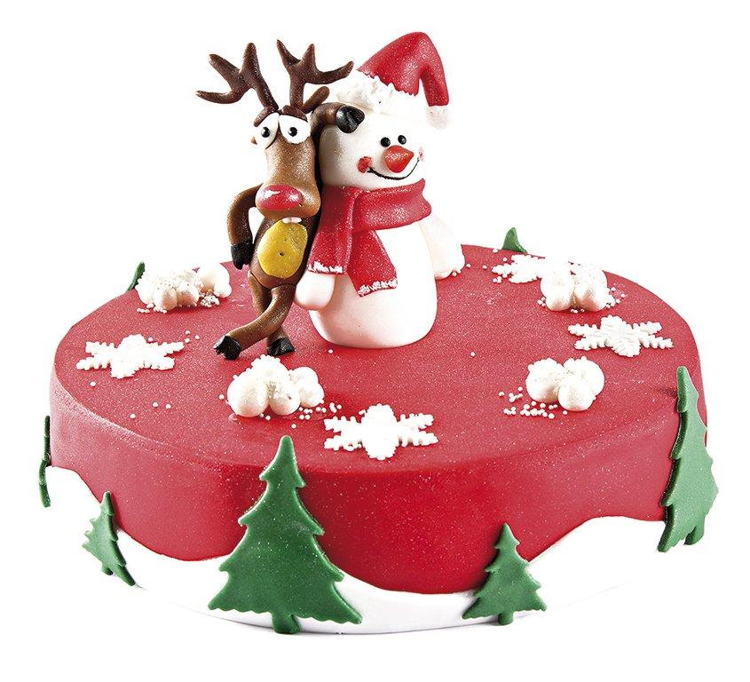 торт Веселый Новый год!