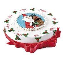 торт Весёлый Санта