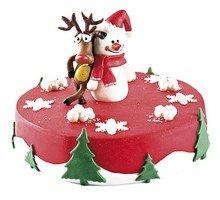 торт Весёлый Новый год!