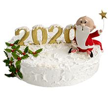 торт Новый год 2020
