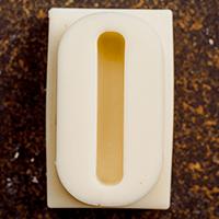 торт Шоколадная цифра0 (белыйшоколад)