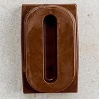 торт Шоколадная цифра 0