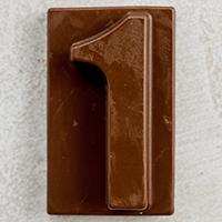 торт Шоколадная цифра 1