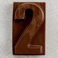 торт Шоколадная цифра 2
