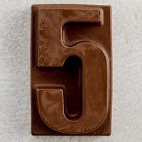 торт Шоколадная цифра 5
