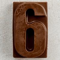 торт Шоколадная цифра 6