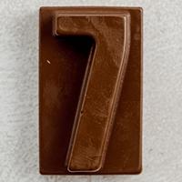 торт Шоколадная цифра 7