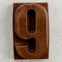 торт Шоколадная цифра 9