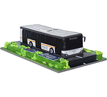 торт Автобус