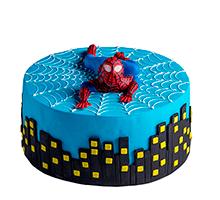 торт Человек  Паук 2