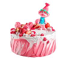 торт Принцесса Розочка