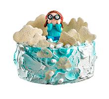торт Мечты про облака