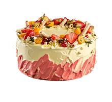 торт Ягодный сон