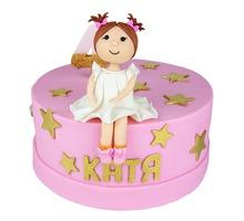 торт Любимой доченьке