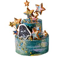 торт Звездные приключения