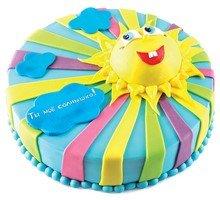торт Моё солнышко