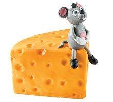 торт Мышонок на сыре
