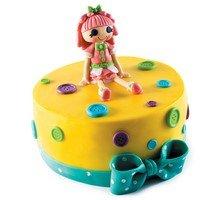 торт Кукла Лалалупси