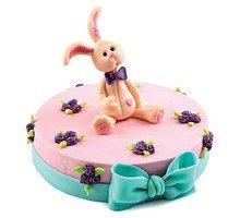 торт Милый кролик