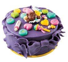 торт Погремушки