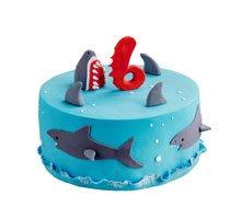 торт Акулы