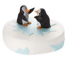 торт Веселые пингвины